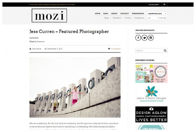 mozi feature copy